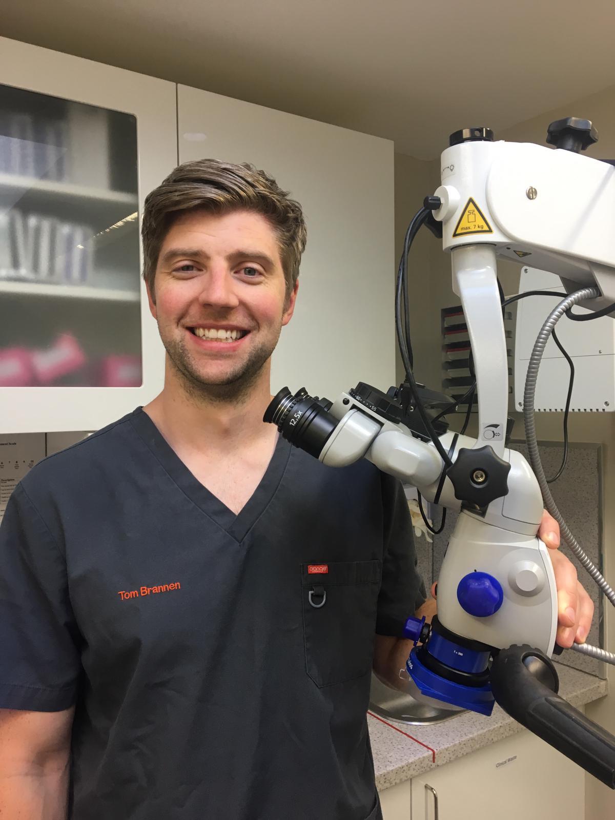 Dr Tom Brannen